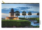 Pineapple Fountain Charleston South Carolina Sc Carry-all Pouch