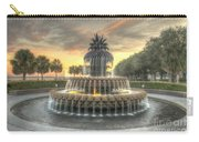 Pineapple Fountain Sunset Carry-all Pouch