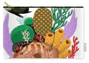 Pineapple Reef Carry-all Pouch