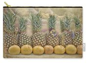 Pineapples And Grapefruit Carry-all Pouch