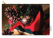 Pinecones Christmasbox Carry-all Pouch