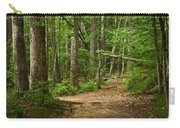 Pinewood Path Carry-all Pouch