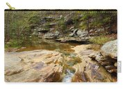 Piney Creek In Southern Illinois Carry-all Pouch