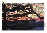 Piney Sunset Carry-all Pouch