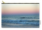 Pink And Blue Sky Carry-all Pouch