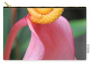 Pink And Yellow Orchids 2 Carry-all Pouch