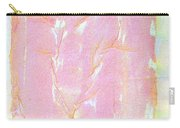 Pink Angel Softly Passing Carry-all Pouch