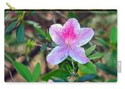 Pink Azalea Carry-all Pouch
