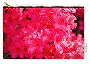 Pink Azalea's Carry-all Pouch