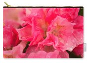 Pink Azalias Carry-all Pouch
