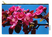 Pink Blossoms Closeup 031015a Carry-all Pouch