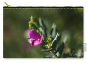 Pink Blush - Sweet Pea Bush  Carry-all Pouch