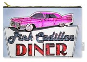 Pink Cadillac Diner Carry-all Pouch