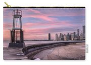 Pink City Sunrise Carry-all Pouch