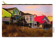 Pink Clouds At Isle Of Palms Carry-all Pouch