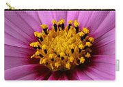 Pink Coreopsis Carry-all Pouch