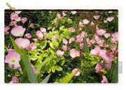 Pink Cosmos Swirl Carry-all Pouch