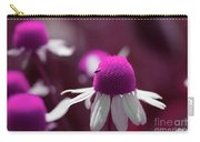 Pink Daisies 1 Carry-all Pouch