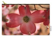 Crown Of Thorns Pink Dogwood At Easter 8 Carry-all Pouch