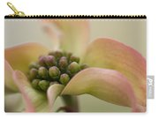 Pink Dogwood Macro Carry-all Pouch