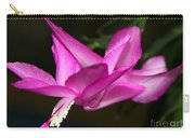 Pink Easter Cactus Carry-all Pouch