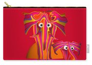 Pink Elephants Carry-all Pouch