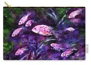 Pink Fish Carry-all Pouch