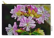 Pink Flower On Brier Island In Digby Neck-ns Carry-all Pouch