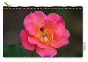 Pink Flush - Rose Carry-all Pouch