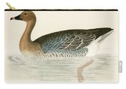Pink Footed Goose Carry-all Pouch