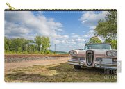 Pink Ford Edsel  Carry-all Pouch