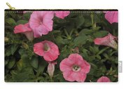 Pink Gathering Carry-all Pouch