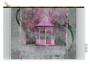 Pink Gazebo Carry-all Pouch