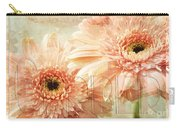 Pink Gerber Daisies 3 Carry-all Pouch