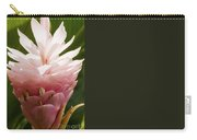 Pink Ginger Plant Carry-all Pouch