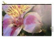 Pink Glow Lily  Carry-all Pouch