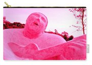 Pink Guitarist Carry-all Pouch
