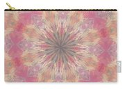 Pink Healing Mandala Carry-all Pouch