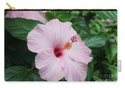Pink Hibiscus #3 Carry-all Pouch