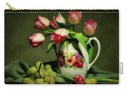 Pink In A Pitcher Carry-all Pouch
