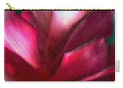 Pink Journey Impasto Carry-all Pouch