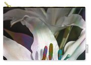 Pink Lily Dance Carry-all Pouch