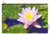 Pink Lotus At Waikoloa Carry-all Pouch