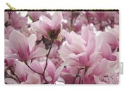 Pink Magnolia Blossoms Washington Dc Carry-all Pouch