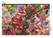 Pink Magnolia Carry-all Pouch by Joann Vitali