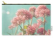 Pink Milkweed Carry-all Pouch