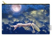 Pink Moon Carry-all Pouch