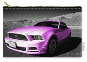 Pink Mustang  Carry-all Pouch