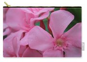 Pink Oleander 6 Carry-all Pouch