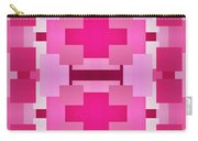 Pink On Pink 2 Carry-all Pouch
